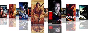 action and adventure movies