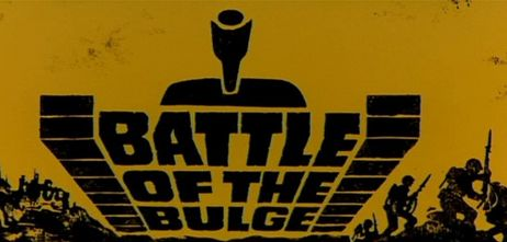 battle of the buldge