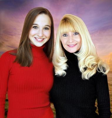 Dee Ann and Kristen Campbell